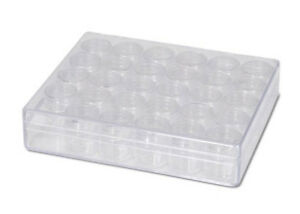 Darice JD Bead Storage System With 30 Containers eBay