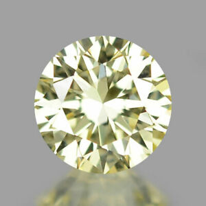 0-16-Carat-NATURAL-Very-LIGHT-YELLOW-DIAMOND-LOOSE-for-Setting-Round-EYE-CLEAN