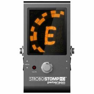 Peterson StroboStomp HD Tuner Pedal