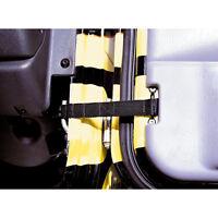 Jeep Wrangler Yj Tj Cj7 Cj8 Door Check Straps, Pair, Aka 38459