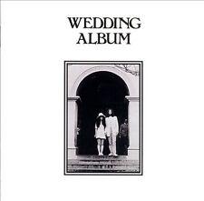 CD JOHN LENNON AND YOKO ONO WEDDING ALBUM CD WITH RARE BONUS TRACKS