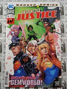 Young-Justice-2018-DC-6-Brian-Michael-Bendis-John-Timms-VF