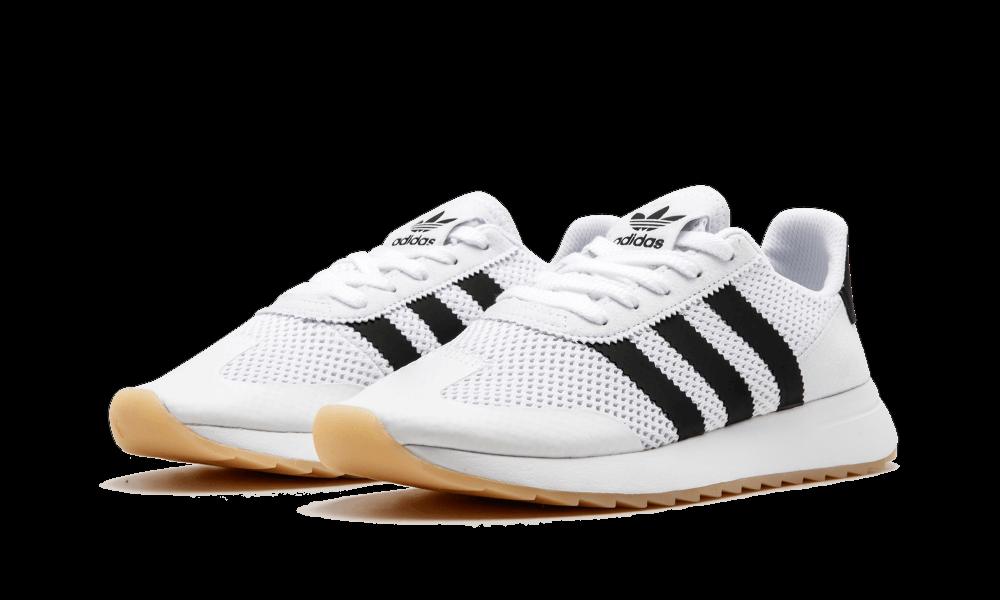 Adidas Flashback Wouomo Running scarpe BA7760  nero  bianca  Light -Marronee scarpe da ginnastica  negozio online outlet