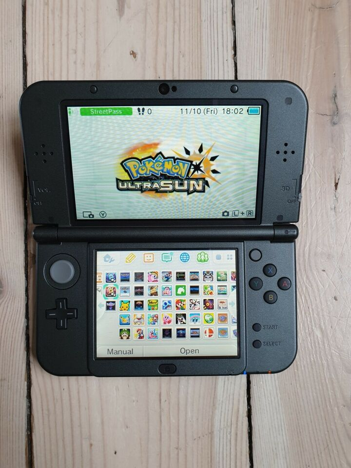 Nintendo 3DS, New 3DS XL, God