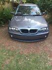 BMW E46 GUARD FENDER left or right side 01-05 4door sedan wrecking silver gray