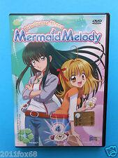 dessins animés cartoons dvds principesse sirene mermaid melody dvd n. 4 usato gq