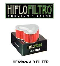 HiFlo HFA1926 Honda VTX1800 VTX 1800 Custom Cruiser Chopper Bobber Air Filter