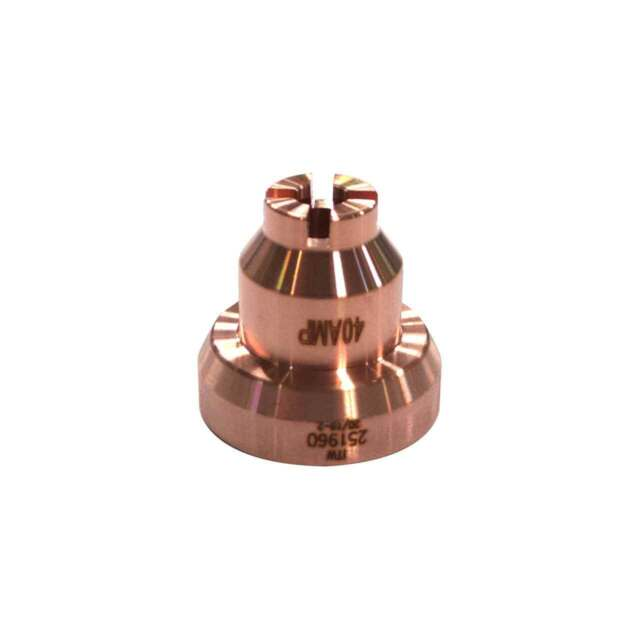 Plasma Torch 770797 Tips 40A for Hobart 40i XT12R XT30R XT40R 5pcs