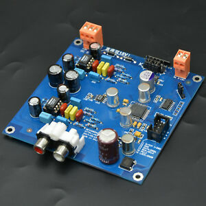Image is loading HIFI-AK4495SEQ-DAC-decoder-official-circuit-I2S-DSD-