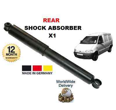 LDV CUB 2.3 D 1998-2001 NEW REAR SHOCK ABSORBERS SHOCKER