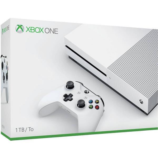 DND 234-00010 Microsoft 234-00010 XBOX ONE S Console 1TB