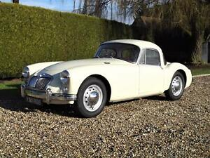 MGA Coupe. Excellent early example