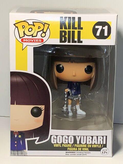 Pop! Movies: Kill Bill - Gogo Yubari #71