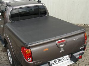 mitsubishi l200 /4 doublecab (long) laderaumabdeckung buggy