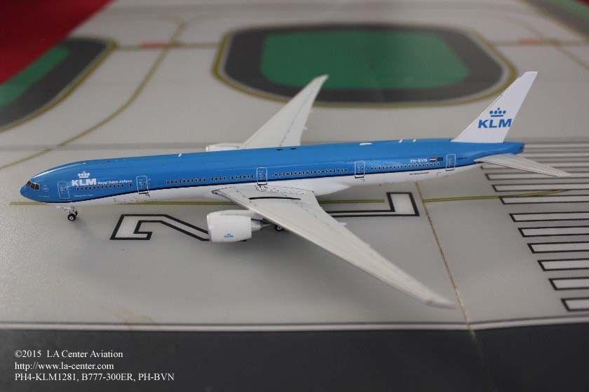 Phoenix model KLM ROYAL DUTCH AIR Boeing 777-300ER nouvelle couleur DIECAST MODEL 1 400