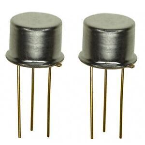 Set-un-paio-di-BC301-e-BC303-NPN-PNP-transistor-amplificatore-RF-HF