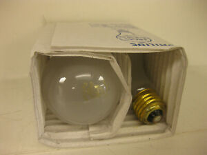 150-Watt-Incandescent-Rough-Service-A21-Frost-Dimmable-Light-2-Bulbs-Philips