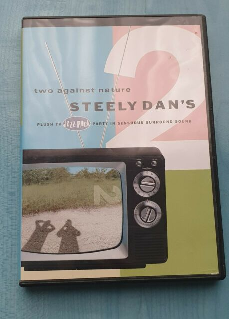 Steely Dan's - two against nature - Musik DVD