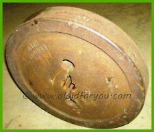 H227r Ah570r John Deere H Hand Start Flywheel Ships Free Nice Original Part