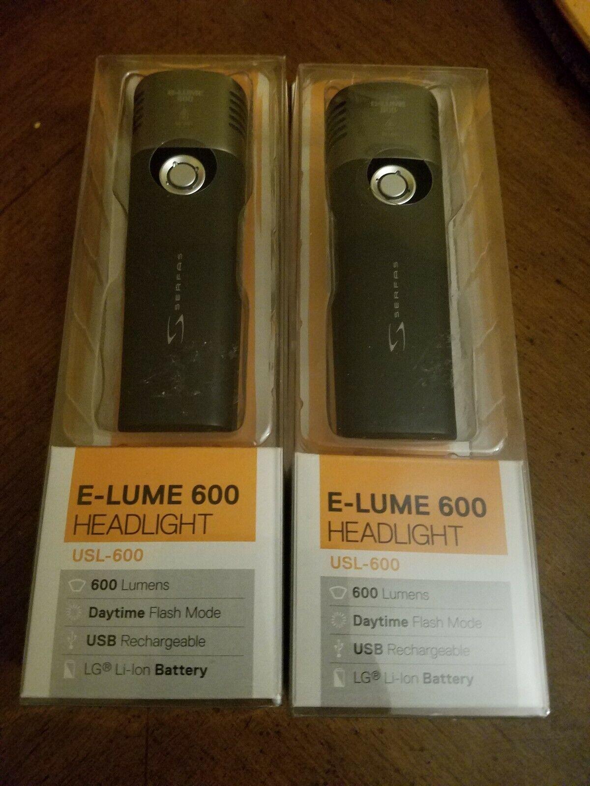 E Lumine Headlight Usl 600