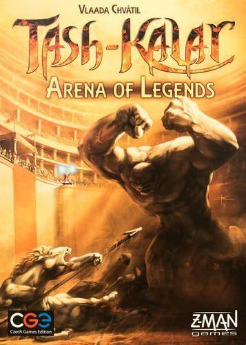 Tash-Kalar  Arena of Legends Board game