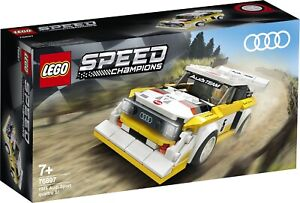 LEGO-Speed-Champions-76897-1985-Audi-Sport-quattro-S1-NEU-und-OVP
