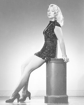 AB-808 ACTRESS EVELYN ANKERS 8X10 PUBLICITY PHOTO