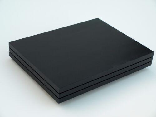 VIBRATION ISOLATION PLATFORM WITH SORBOTHANE FEET FOR TECHNICS SL1200 MK2