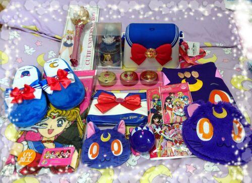 Sailor Moon USJ Pouch Universal Studio Japan 2018 Limited RARE Kawaii!!