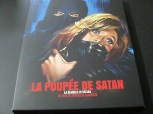 "COFFRET BLU-RAY NEUF ""LA POUPEE DE SATAN"" film d'horreur de Ferruccio CASAPINTA"