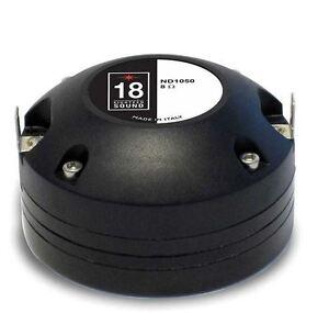 18 Sound HD1050 50 Watt 8ohm Diaphragm