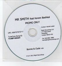 (DQ338) Mr Smith ft Kerem Bashkal, Bonnie & Clyde - 2012 DJ CD