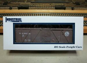 INDUSTRIAL-RAIL-HO-Scale-40-039-Outside-Braced-Boxcar-034-Great-Northern-034