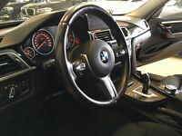 BMW 320d 2,0 Touring aut. Van,  5-dørs