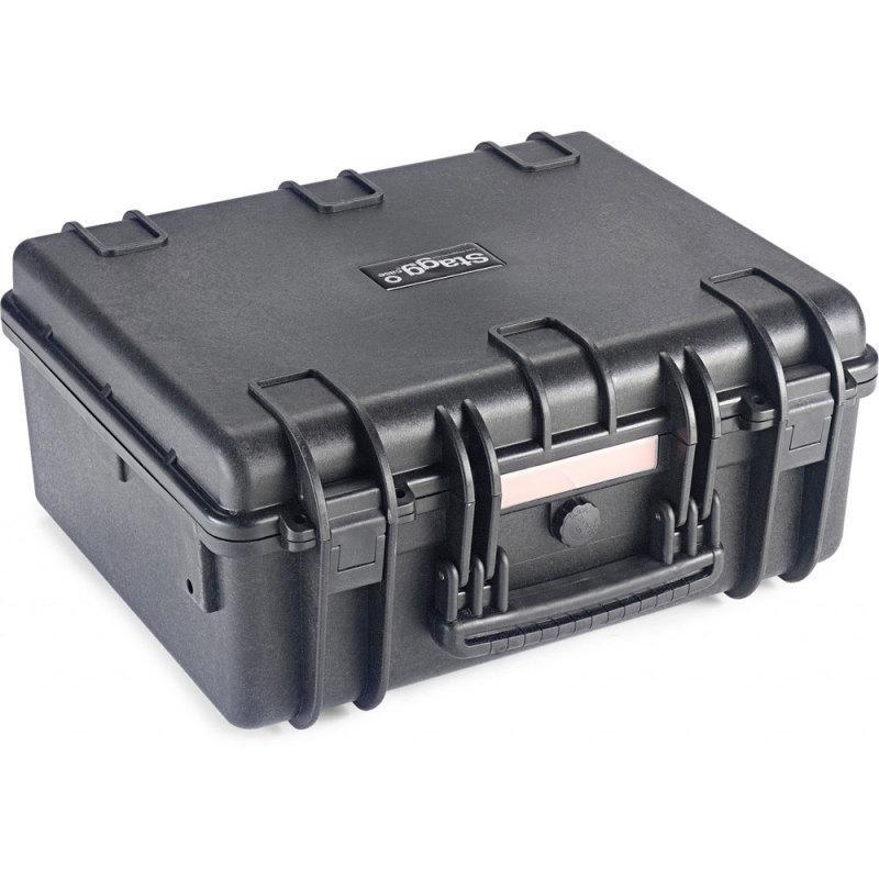 Stagg SCF443419 Universal Fiberglass Transport Case for Laptop Camera's & More