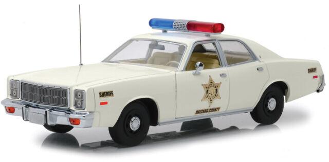 Hazzard County Sheriff 1977 Plymouth Fury