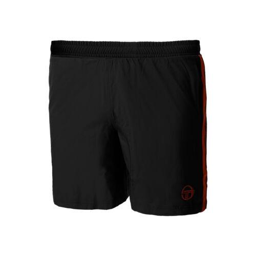Sergio Tacchini Herren Young Line Pro Shorts  Shorts schwarz NEU