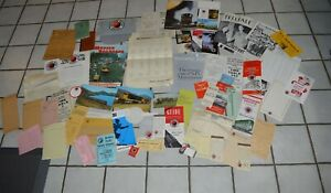 62-pieces-Northern-Pacific-Railroad-Brochures-Timetables-Industry-paper