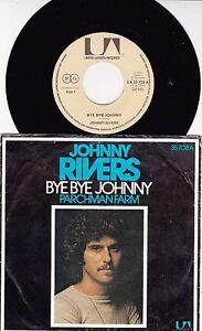 JOHNNY RIVERS * 1974 *BYE BYE JOHNNY * PROMO Chuck Berry * Parchman Farm *SELTEN - Berlin, Deutschland - JOHNNY RIVERS * 1974 *BYE BYE JOHNNY * PROMO Chuck Berry * Parchman Farm *SELTEN - Berlin, Deutschland