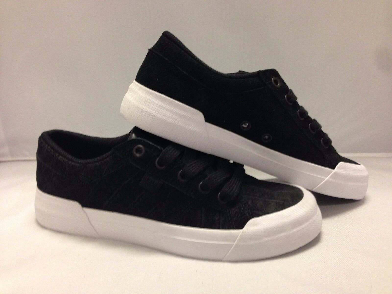 DC Women's Shoes XE  ''Danni XE Shoes J''--Black Smooth dae41c