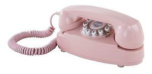 Crosley Princess Phone - Pink CR59-PI New
