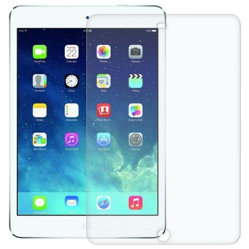 3 x Clear LCD Screen Protector Film Foil Saver For Apple iPad Air 2 Air