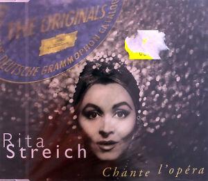 Rita-Streich-CD-Chante-L-039-Opera-Montres-Jaguar-France-M-M-Scelle