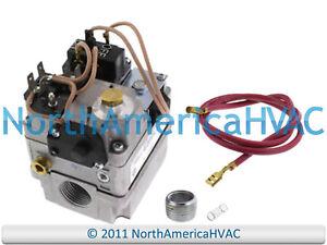 OEM White Rodgers Furnace Nat Gas Valve w// LP Kit 36C94-907 607012