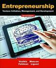 Entrepreneurship: Venture Initiation, Management and Development by George S. Vozikis, Timothy S. Mescon, Howard D. Feldman, Eric W. Liguori (Hardback, 2013)