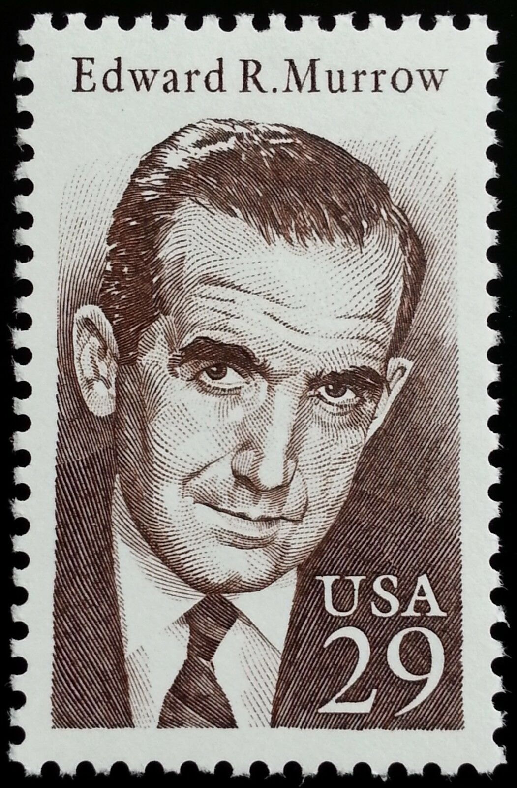 1994 29c Edward R. Murrow, Journalist Scott 2812 Mint F