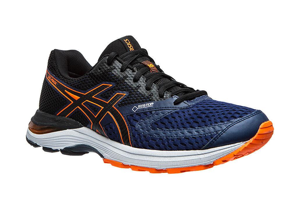 Asics gel pulse 10 gore tex señores zapatillas deporte-zapatos entrenamiento-zapatos azul