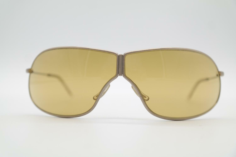 Costume National CN 41s oro oval gafas de sol Sunglasses gafas nuevo