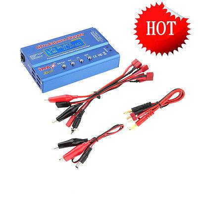 HOT iMAX B6 Lipo NiMh Li-ion Ni-Cd RC Battery Balance Digital Charger Discharger