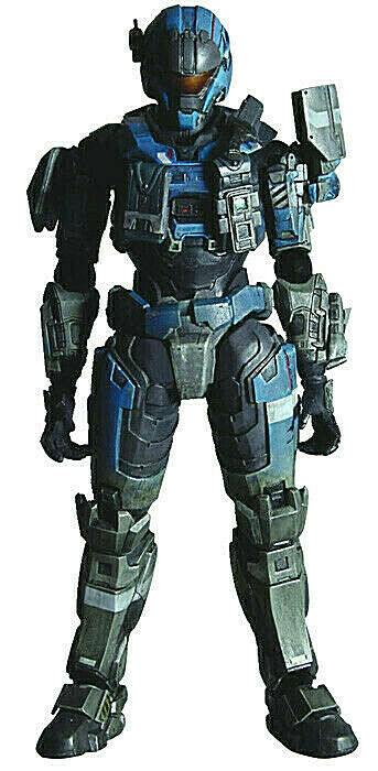 Halo Reach Kat Figur PVC 23cm Play-Arts Square Enix